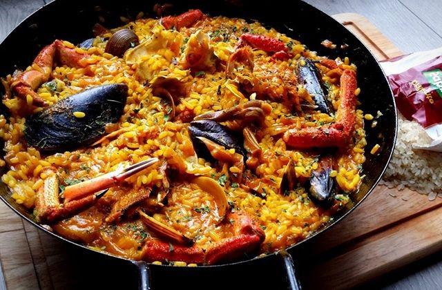 Hidangan Spanyol Paling Lezat